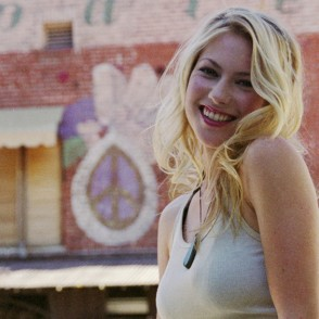 Actress Laura Ramsey poses for Twenty Seven and a Half Photography