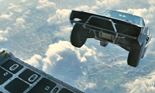 'Ludicrous': offroad racing in Fast & Furious 7.