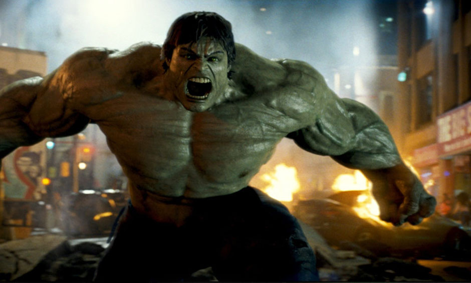 Edward Norton is The Incredible Hulk