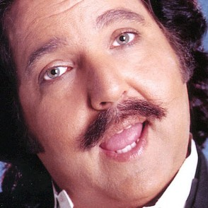 Porn star and legend, Ron Jeremy