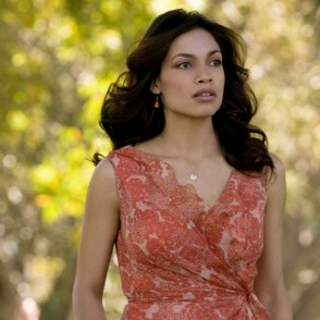 Rosario Dawson in Columbia Pictures' drama SEVEN POUNDS.