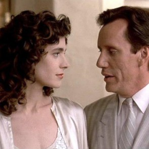 Sean Young and James Woods in The Boost