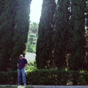 Thomas F. Wilson poses for Twenty Seven and a Half Photography in Encino, CA
