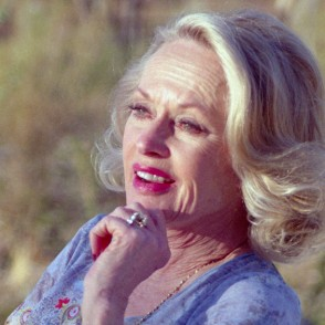 Tippi Hedren in Acton, California as photographed by Twenty Seven and a Half Photography