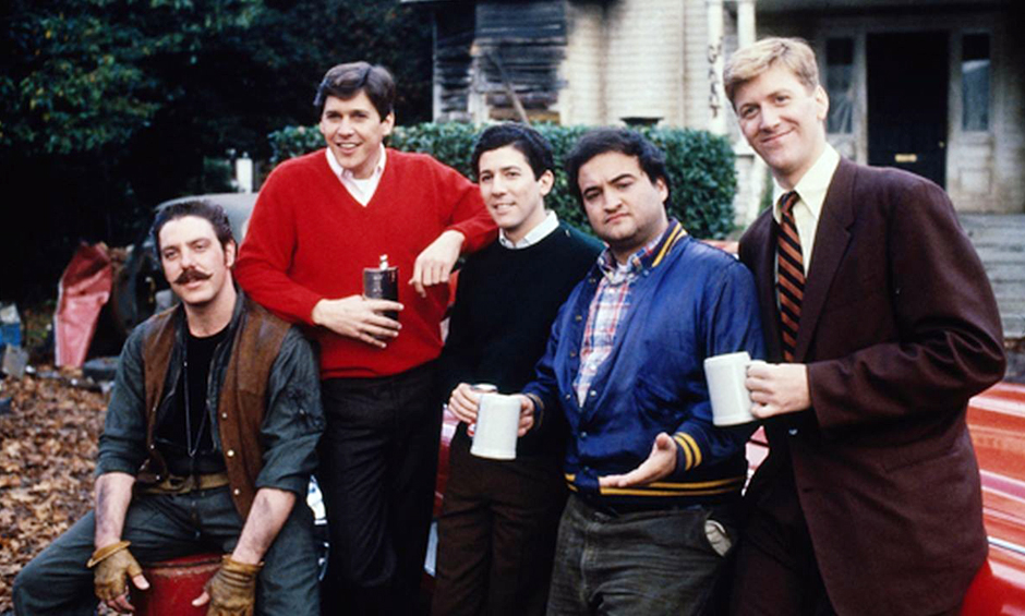 The guys in John Landis' Animal House