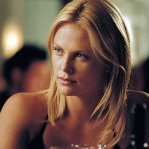 Charlize Theron in The Italian Job