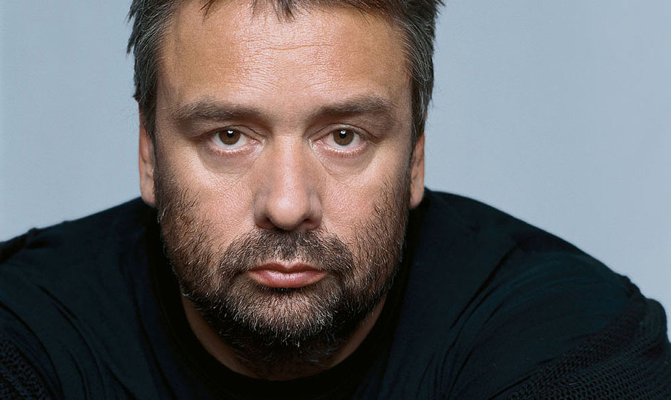 Luc Besson, director of The Professional, La Femme Nikita and The Fifth Element