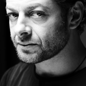 Andy Serkis, motion capture star of King Kong and The Planet of the Apes