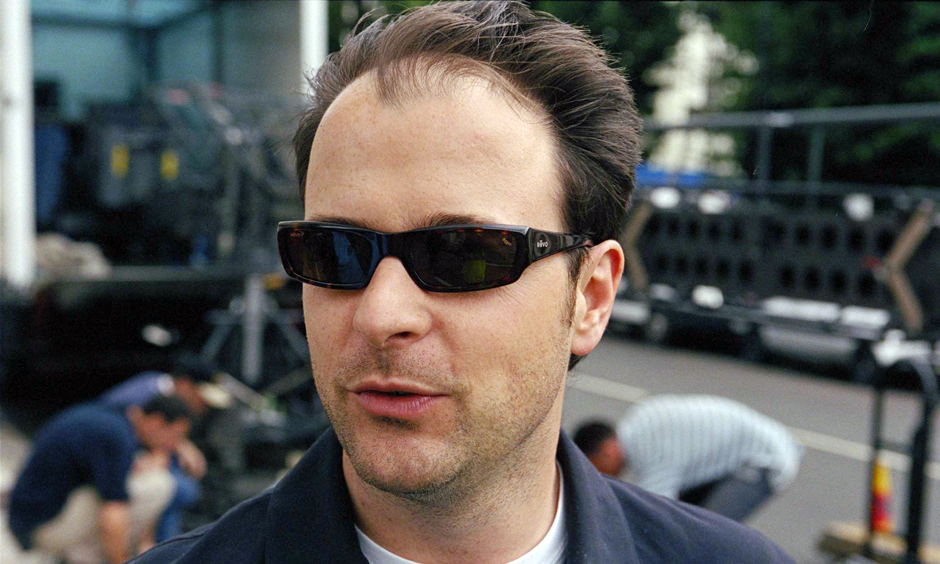Matthew Vaughn director of Stardust and Kick-Ass